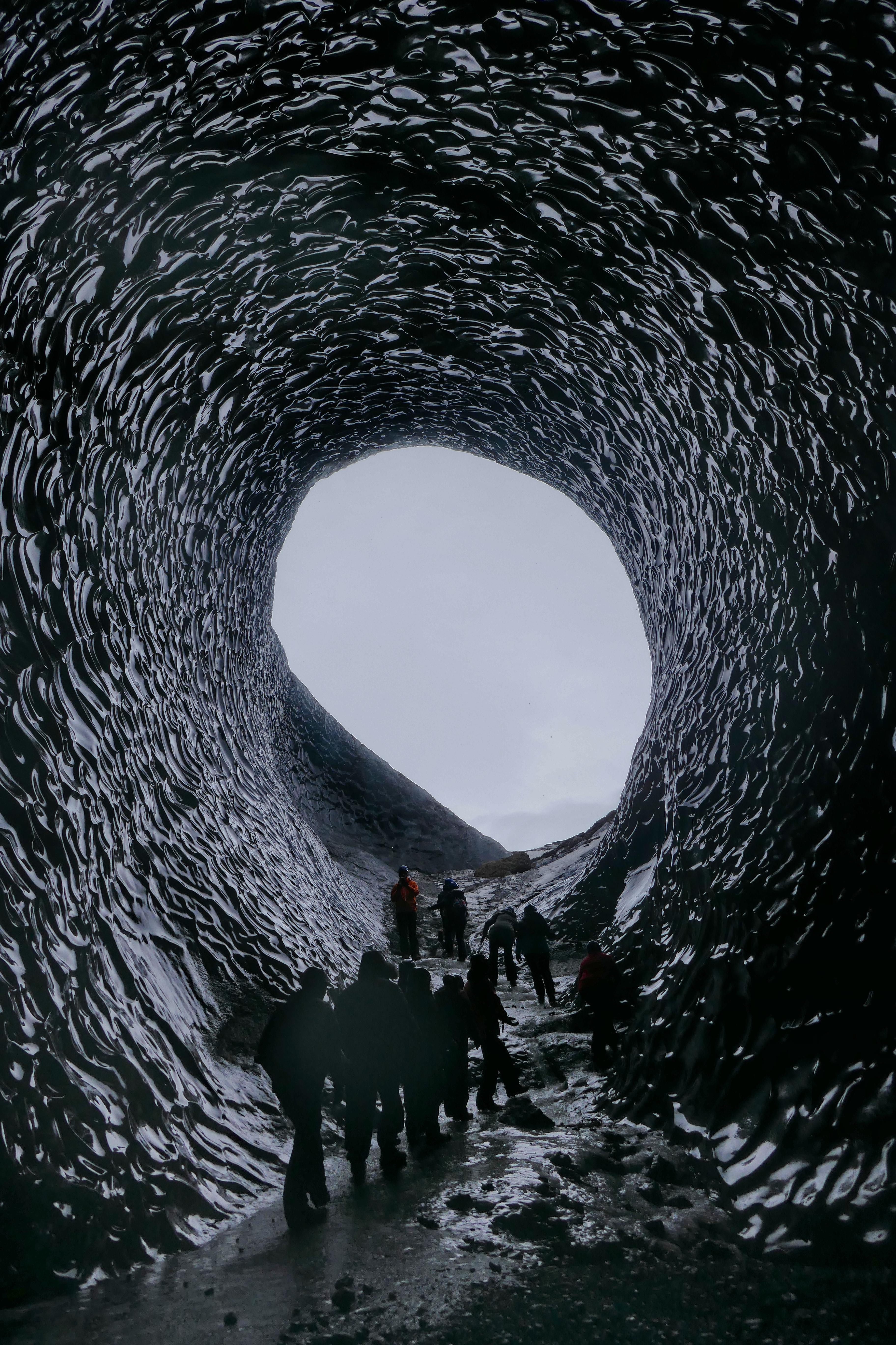 Blue Iceland Glacier tour - Anaconda Ice Cave