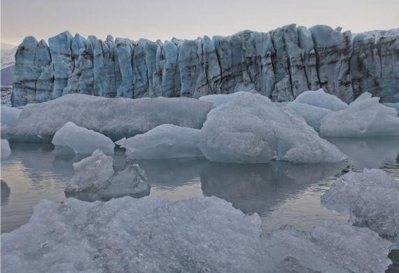 Blue Iceland Glacier walk tour - Blue Steel