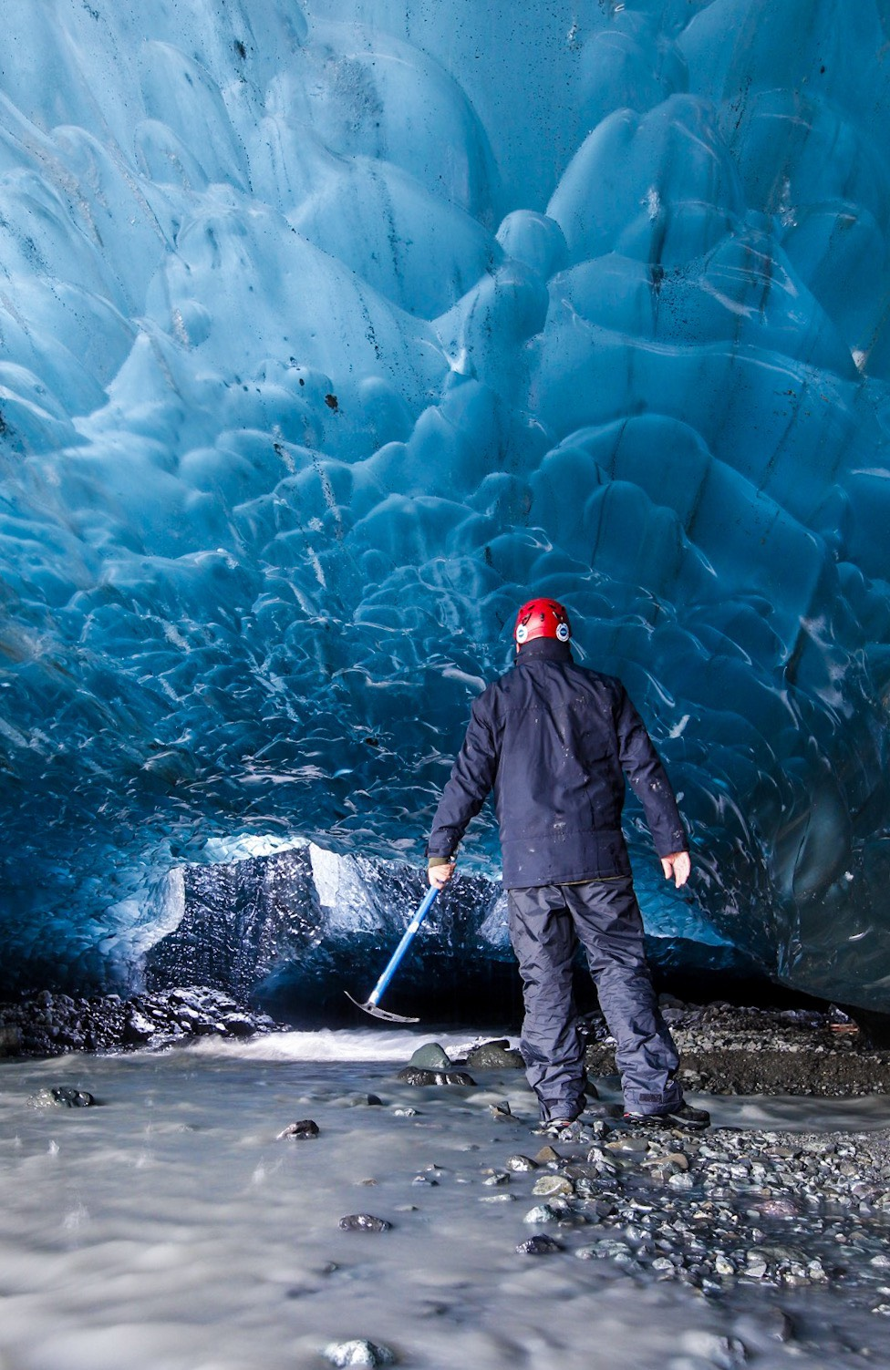 Blue Iceland - Crystal Ice Cave